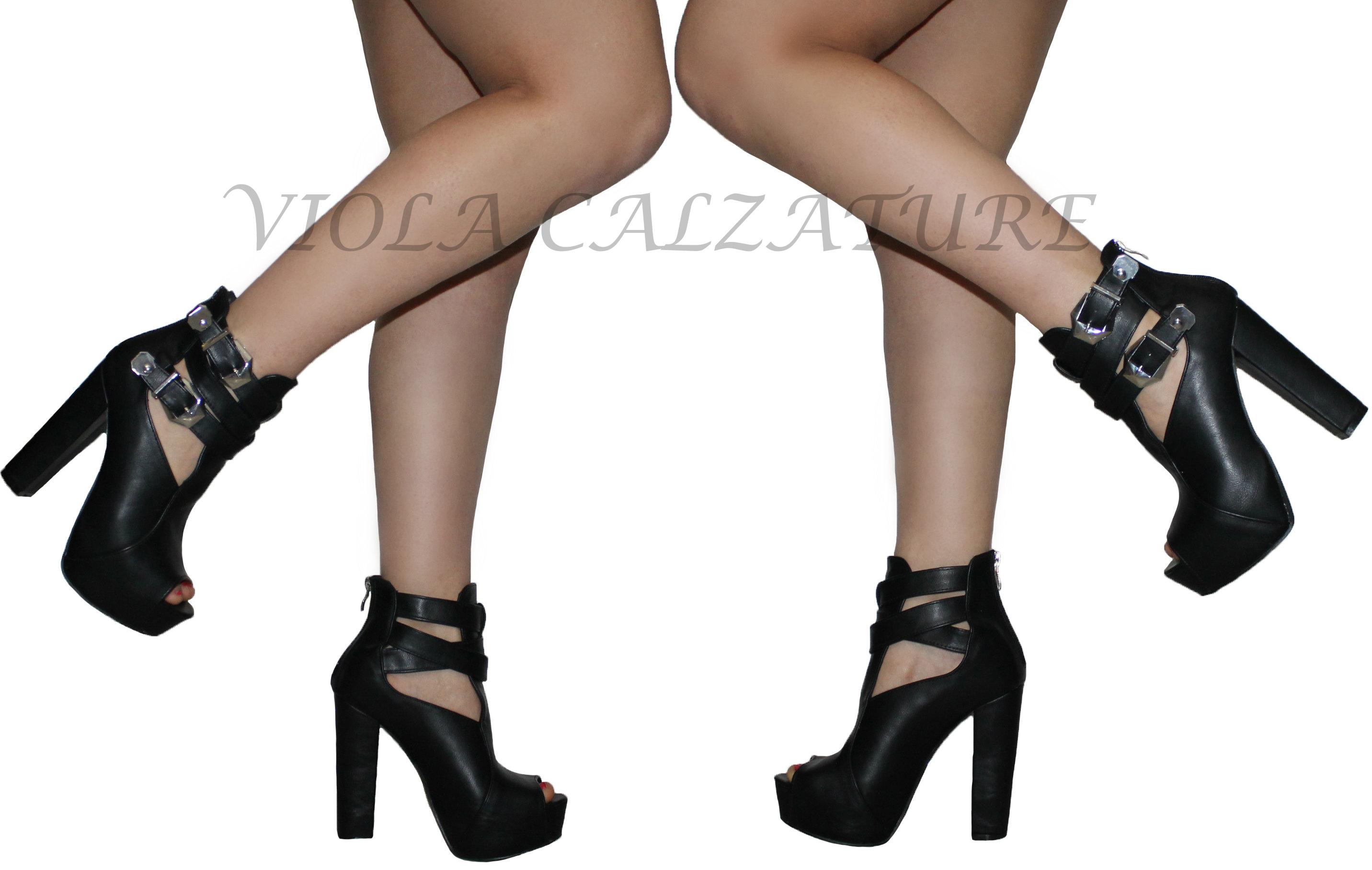 Scarpe Tacchi Estive